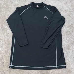 FOOTJOY FJ Sz XXL L/S Base Layer Thermal Black